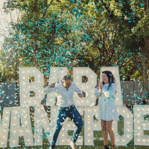 Marquee Letter Rentals Gauteng | Lampyridae Lights | Event Planning